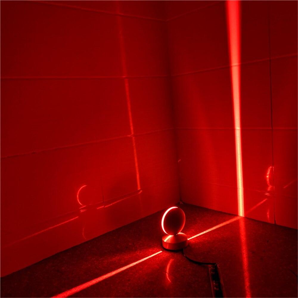 parede 10w luzes de parede para casa ressessed em cree led