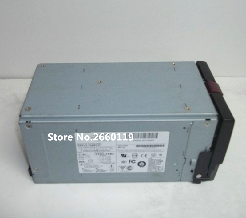 Server power supply for DL585 DL580G2 ESP114A 192147-002 192201-002 870W fully tested майка классическая printio kill bill 2