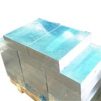 CUSTOMIZED 6060 T6 7075 T6 Rectangular Aluminium falt bar Square Bar Aluminium Block