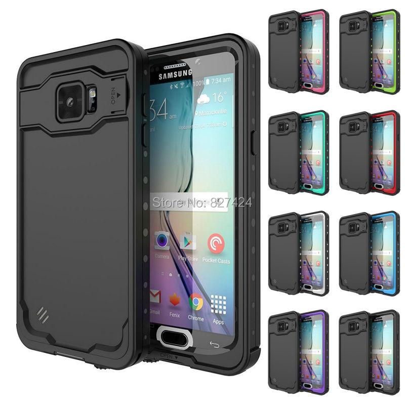 Цена за Водонепроницаемый случае [отпечатков пальцев id Совместимость] тонкий полная защита тела для Samsung Galaxy Note 5