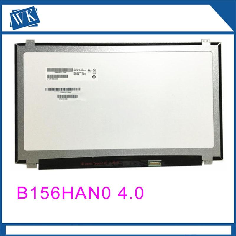 Free shipping ! B156HAN04.0 B156HAN04.1 IPS LCD LED Screen Matrix for laptop 1920*1080 FHD EDP 30 pinsFree shipping ! B156HAN04.0 B156HAN04.1 IPS LCD LED Screen Matrix for laptop 1920*1080 FHD EDP 30 pins