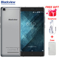 4G Blackview A8 Max RAM 2GB+ROM 16GB 5.5 inch Android 6.0 MTK6737 Quad Core 1.3GHz Support GPS Dual SIM 3000mAh Cell Phones