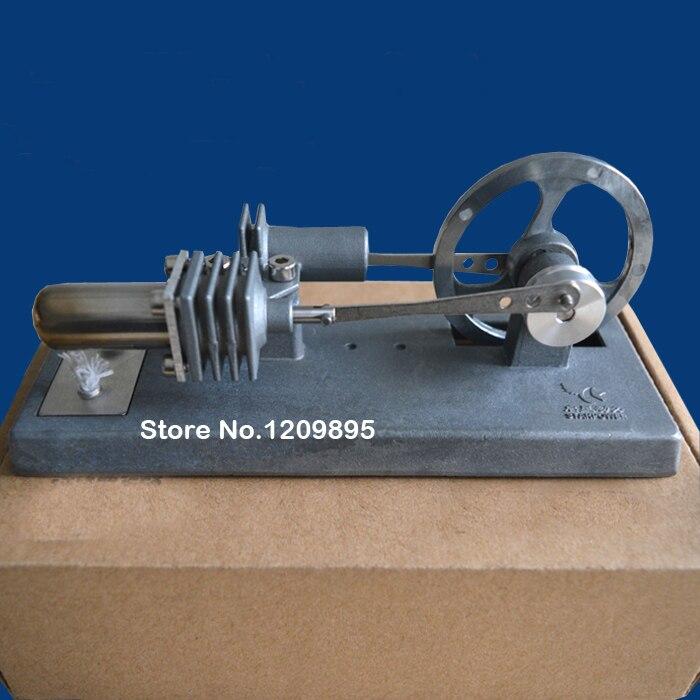 Stirling Model motoru Dětské sestavené Vědecké hračky - Školní a vzdělávací materiály - Fotografie 1