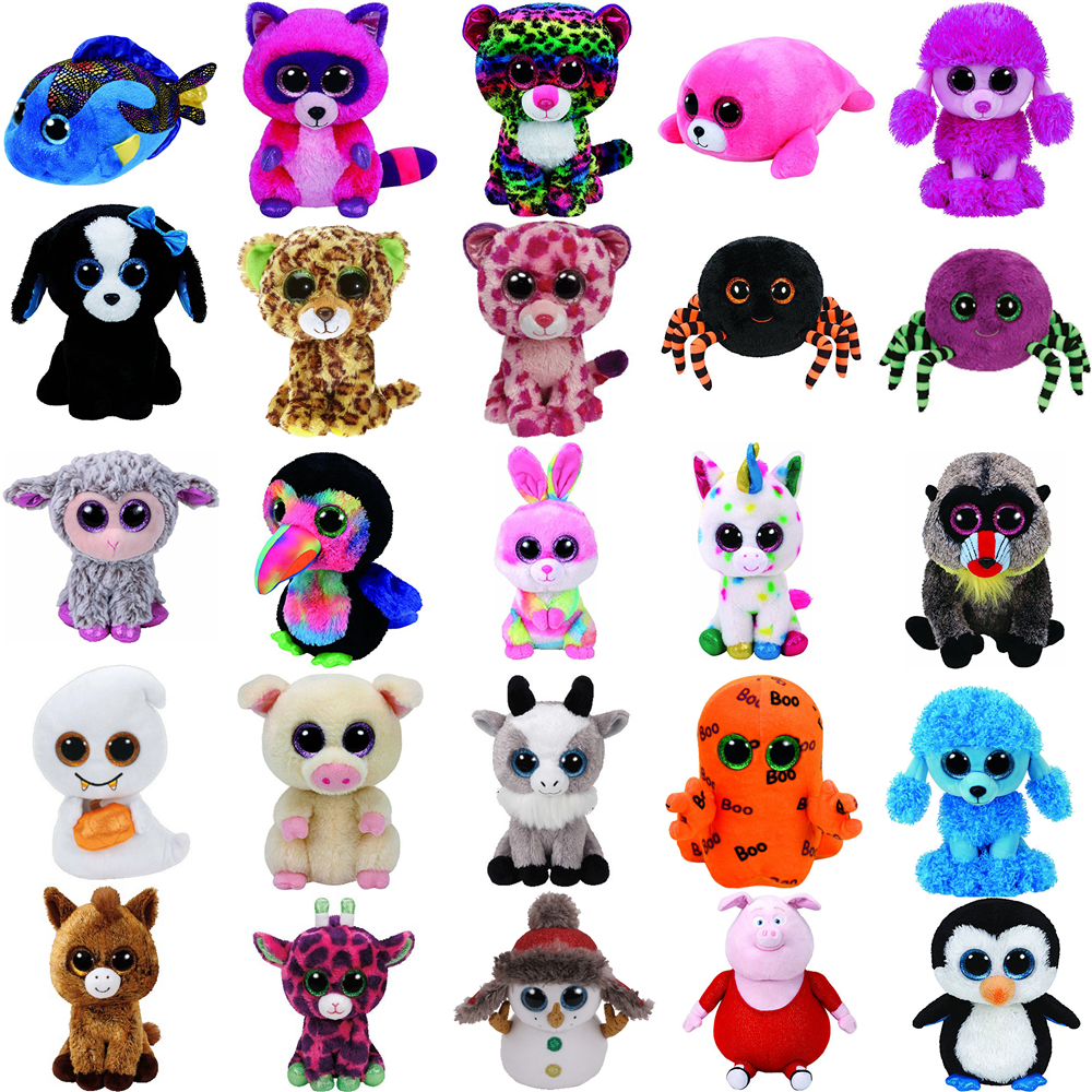 "Aliexpress.com : Buy Pyoopeo Ty Beanie Boos 6"" 15cm Poodle"