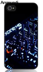 Arsmundi Giradischi DJ телефон чехлы для iPhone 4s 5C 5 5S 6 S 7 8 Plus X для Samsung S5 6 7 8 9 Примечание Чехол Мягкий ТПУ резиновые силиконовые