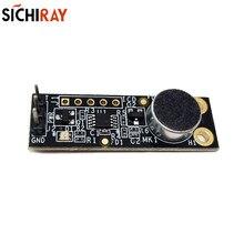 Detector de detector de sensor de som interruptor bater palmas palmas tirando o dedo