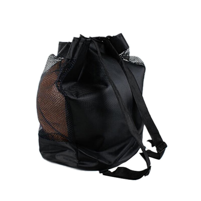 Баскетбольный рюкзак из ткани Оксфорд, сумка-мессенджер на плечо, сетчатая баскетбольная сумка для волейбола, футбола-3