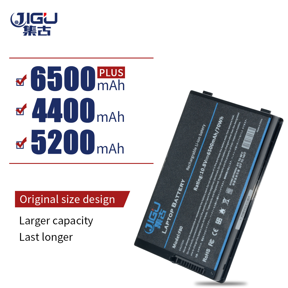 JIGU Laptop Battery For Asus A32-F80 A32-F80A 15G10N345800 F8 F80 F80H F81 F83 F50 N80 N81 X61 X82 X83 X80 X85 X85L X88JIGU Laptop Battery For Asus A32-F80 A32-F80A 15G10N345800 F8 F80 F80H F81 F83 F50 N80 N81 X61 X82 X83 X80 X85 X85L X88