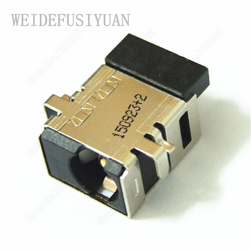 DC Jack Power Socket Plug For ASUS K555L W419L X454L Charging Port Connector 10x for asus x52e x53j x53s x54 x54h laptop ac dc power jack port socket connector plug