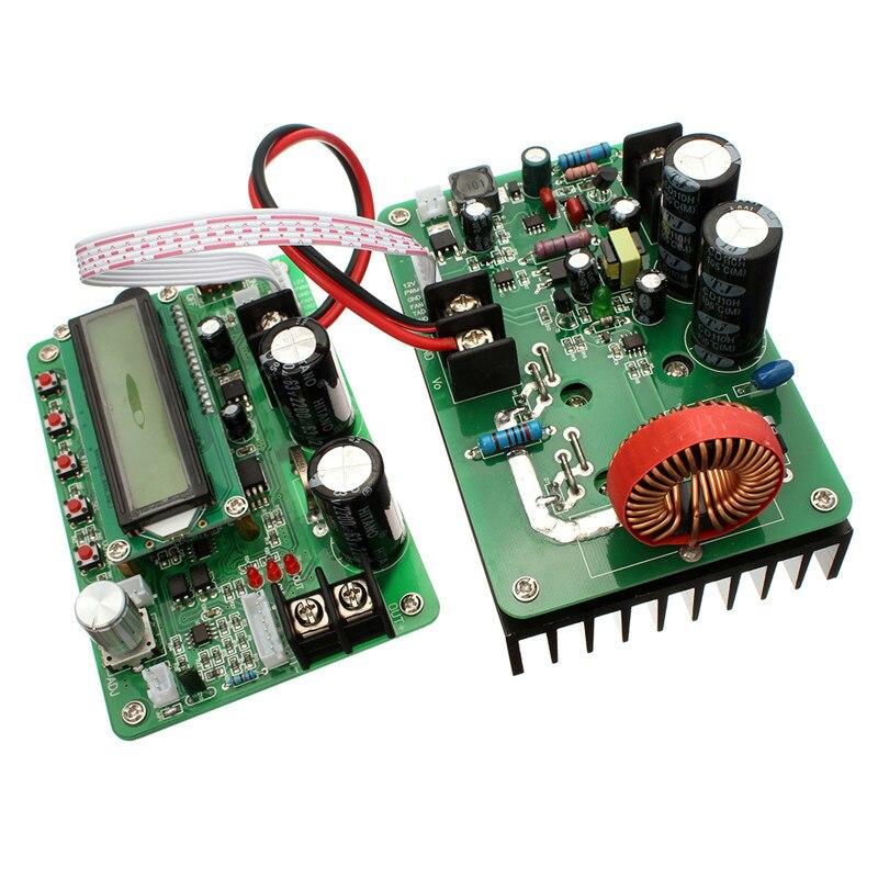 Prix pour ZXY6020S NC DC-DC Module D'alimentation Programmable 60 V 20A 1200 W Livraison Gratuite