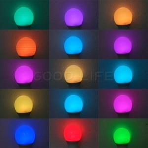 Image 5 - E27 E14 หลอด LED RGB 16 สี Magic LED Night Light 85 265V หลอดไฟ LED หรี่แสงได้ STAGE LIGHT/24key รีโมทคอนโทรล Holiday ไฟ