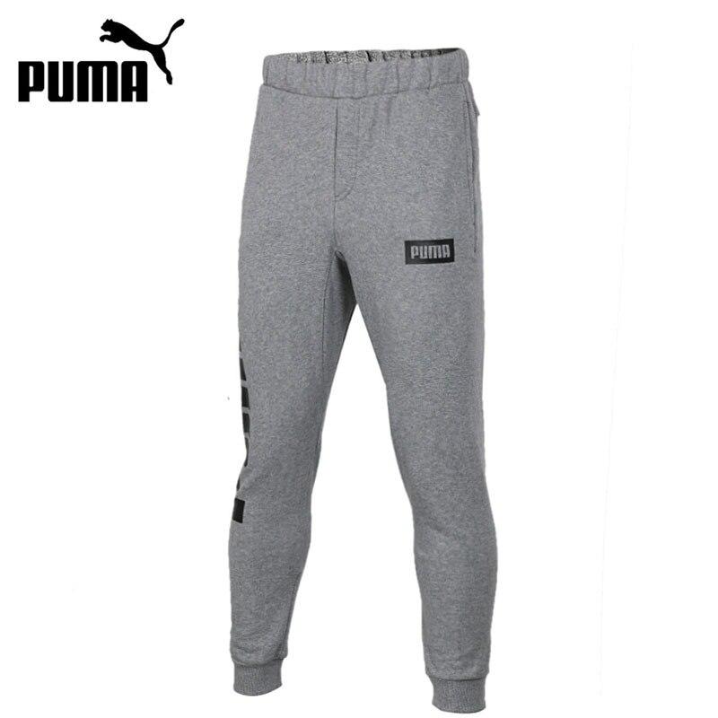 Фотография Original New Arrival 2018 PUMA Rebel Sweat Pants TR Men