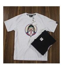 KODASKIN Brand tshirt Men Tops Tees Shirts Women Fashion T-shirt Cotton 100% Casual Cartoon