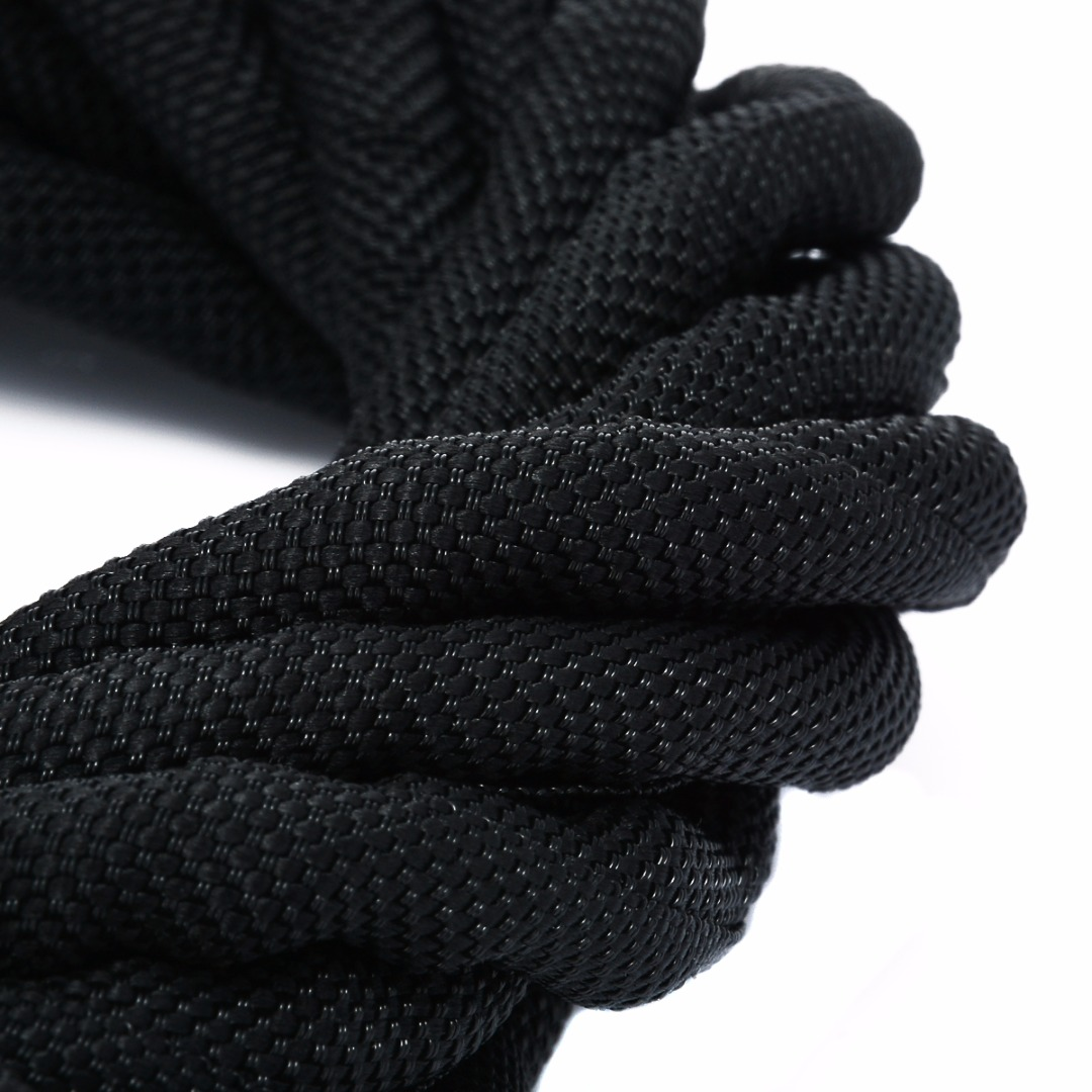 aliexpress com buy black wrap braided cable sleeve 5mm 3m general wire pipe hose indoor wiring protection flexible nylon sleeve mayitr from reliable cable  [ 1080 x 1080 Pixel ]