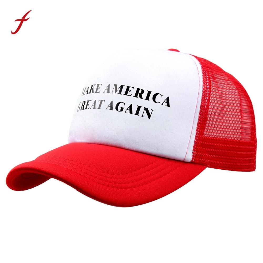 3b48567d2be83 2017 hace América grande otra vez unisex sombreros hip-hop ajustable gorra  de béisbol