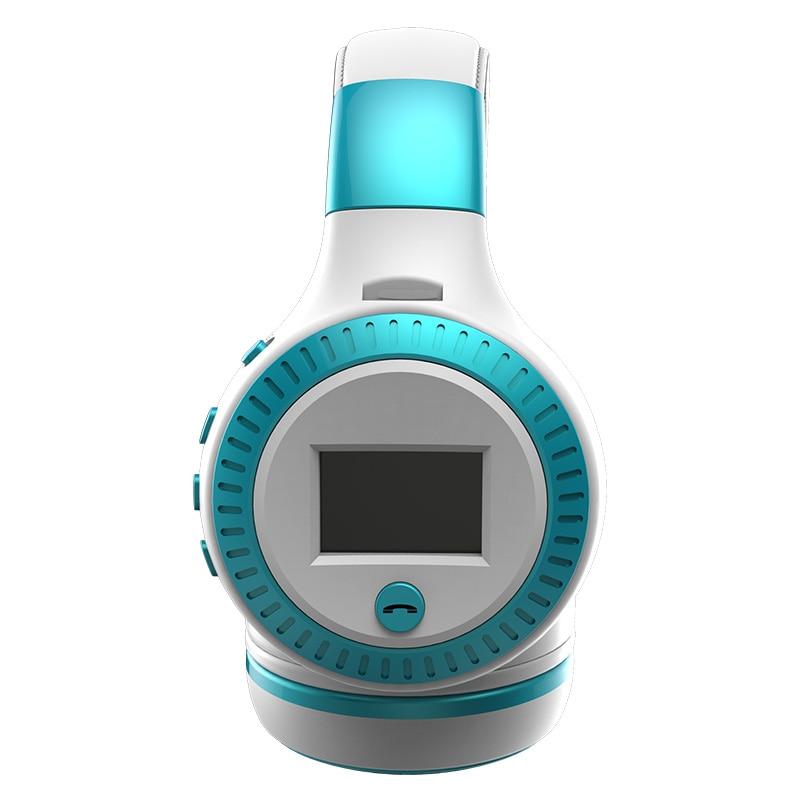 Zealot B19 Schermo LCD Wireless Cuffie Bluetooth Handsfree Headset Con  Microfono Radio FM Slot Per Schede TF per i telefoni xiaomi in Zealot B19  Schermo LCD ... 306faa342f65