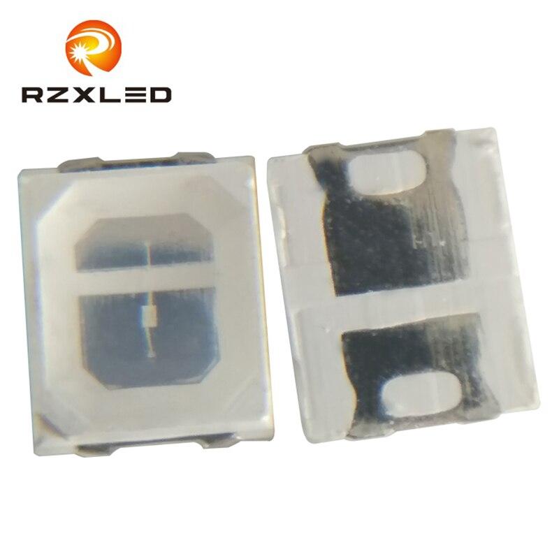 20PCS/Lot LED 3V 0.5W 150MA Blue 445NM 450nm 455nm 457NM 460nm 470nm SMD 2835Package Chip