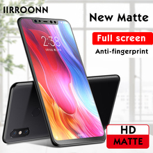 Matte Tempered Glass For Xiaomi Mi 6 8 9 SE lite mix max 2 3 F1 Screen Protector For xiaomi 8lite mix2s Mi9 6D Tempered Glass