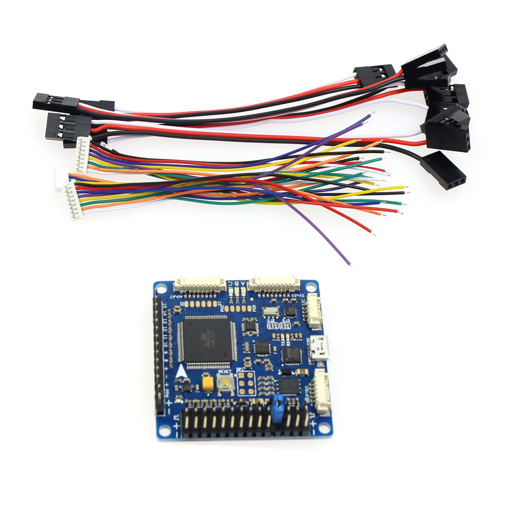 F05385 CRIUS ALL IN ONE PRO v2.0 AIOP RC Multi-Copter Flight Control Board for MegaPirate MWC ArduPlaneNG MultiWii + FS пена монтажная mastertex all season 750 pro всесезонная