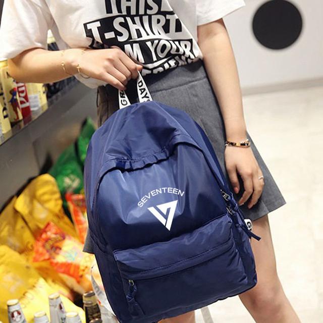 Seventeen Nylon Backpack