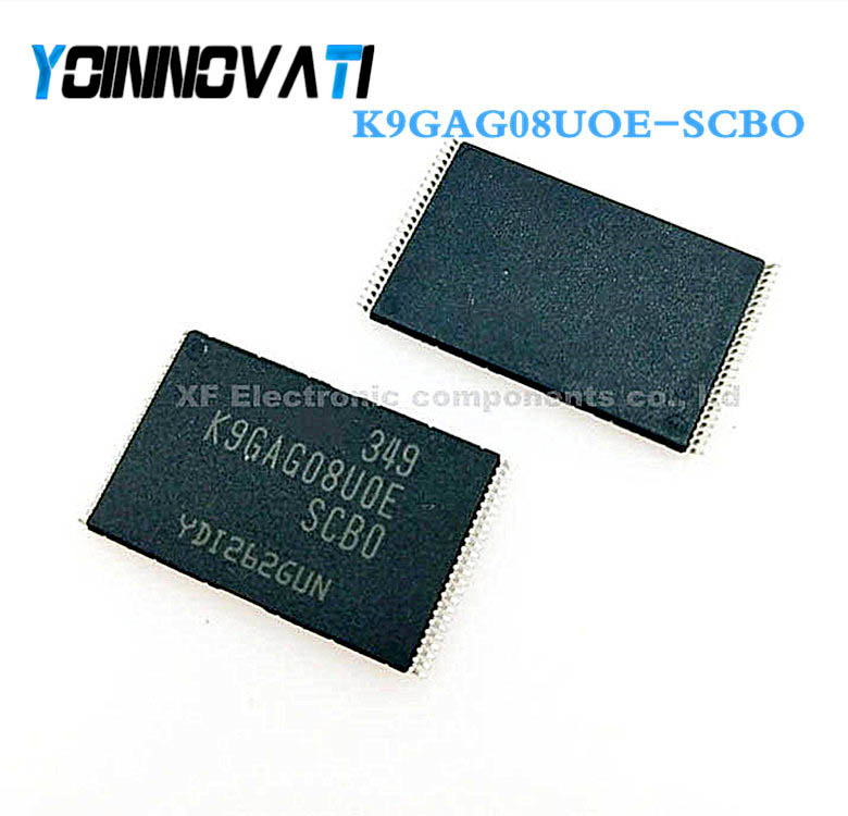 Active Components Integrated Circuits Free Shipping 50pcs/lot K9gag08u0e K9gag08uoe-scbo K9gag08u0e-scb0 Tsop48 Ic Best Quality Hot Sale 50-70% OFF