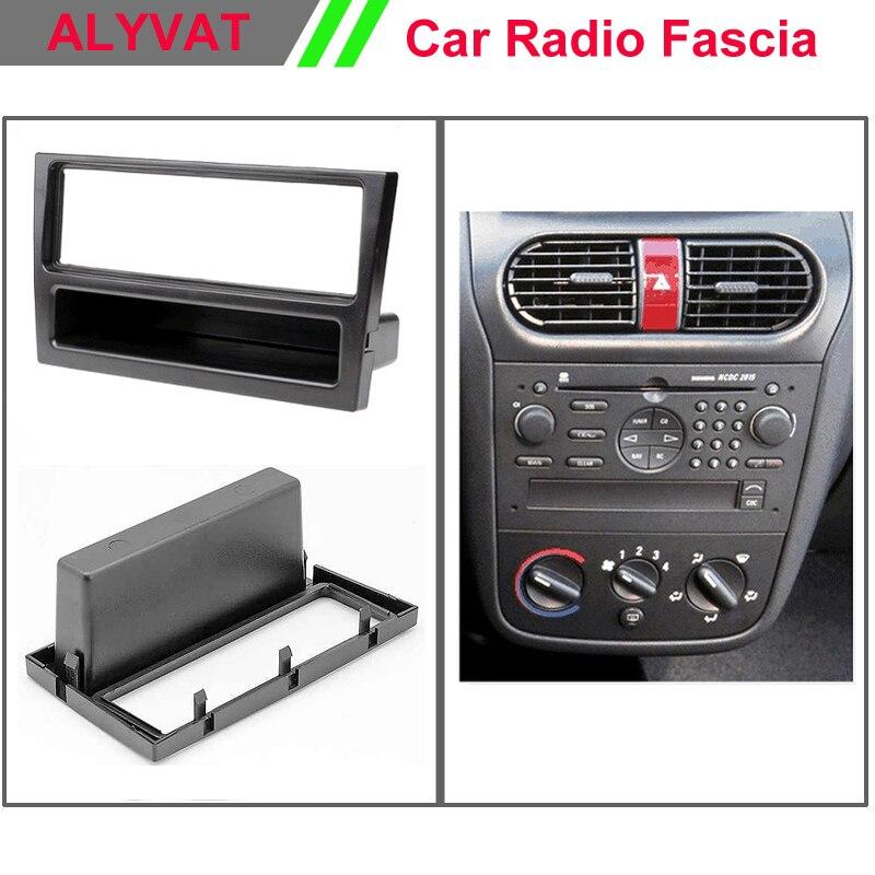 free shipping car stereo radio fascia plate panel frame. Black Bedroom Furniture Sets. Home Design Ideas