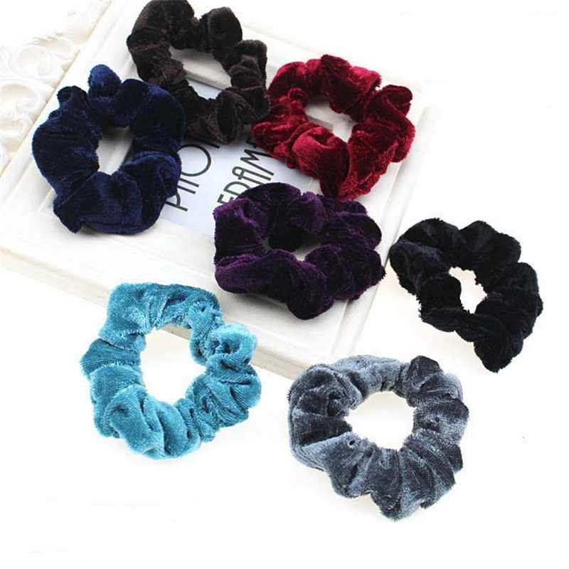 2017 Flannel Hair Accessories For Women Headband,Elastic Bands For Hair For Girls,Hair Band Hair Ornaments For Kids 1PCS