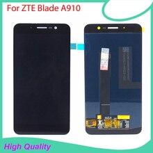 Для zte Blade A910 BA910 ЖК-дисплей сенсорный экран Запчасти для мобильных телефонов для zte Blade A910 экран ЖК-дисплей бесплатные инструменты