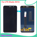 For ZTE Blade A910 BA910 LCD Display Touch Screen Digitizer Assembly Original New Free Shipping With Tools