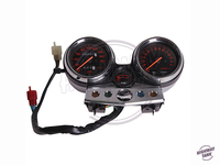 1 Set Motorcycle Tachometer Speedometer Meter Gauge Moto Tacho Instrument case for HONDA CB400 CB 400 1997 1998