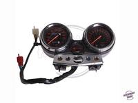 1 Set Motorcycle Tachometer Speedometer Meter Gauge Moto Tacho Instrument case for HONDA CB400 CB 400 1997 1998