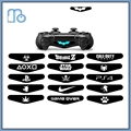 PS4 Controlador LED Etiqueta Engomada PS4 PS4 Calcomanía Cubierta Controlador Led LED Light Bar LED Pegatina Accesorios Del Juego