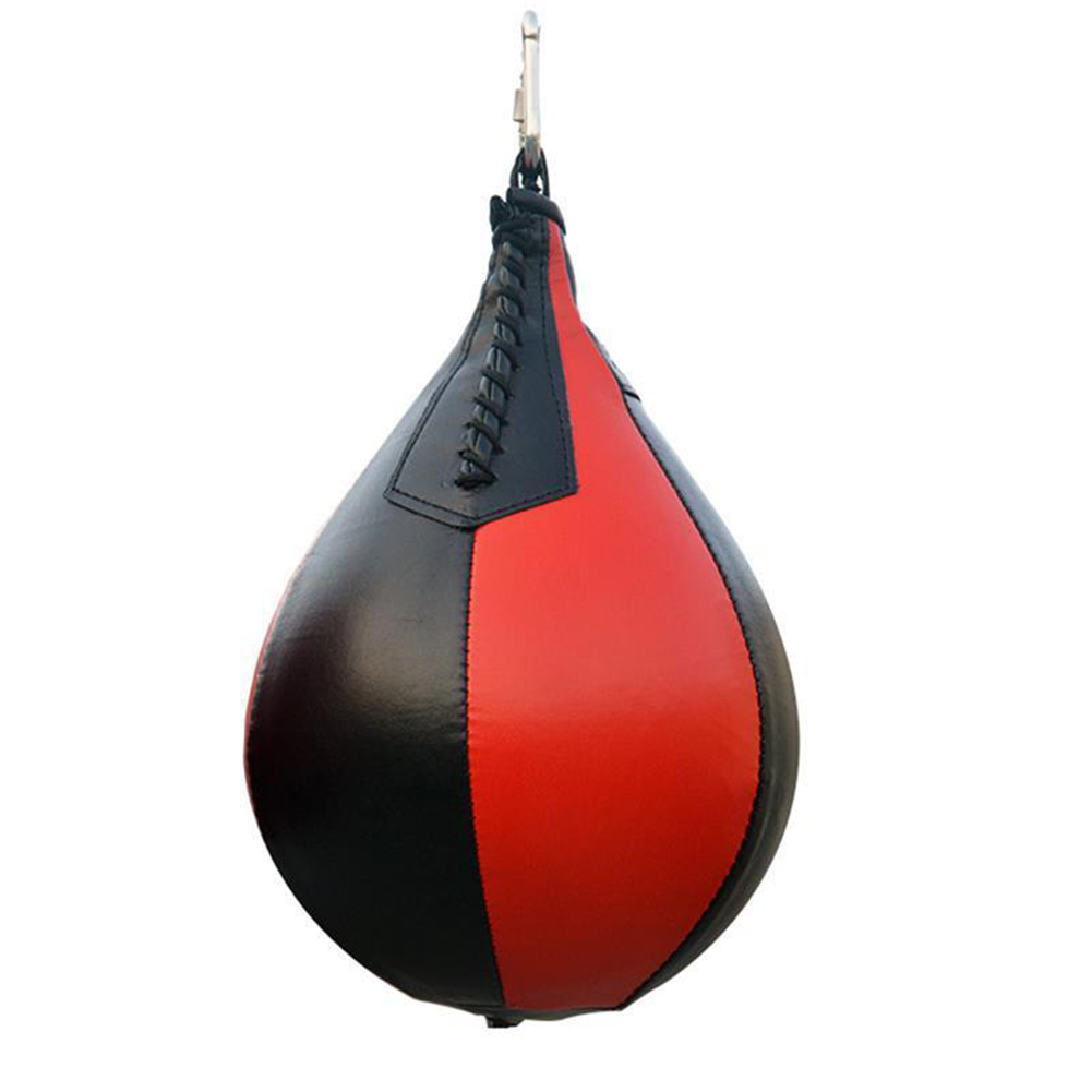 <font><b>Fight</b></font> Boxing Pear Punching Bag Gym Boxing Punching Speed Ball Boxing Accessories image