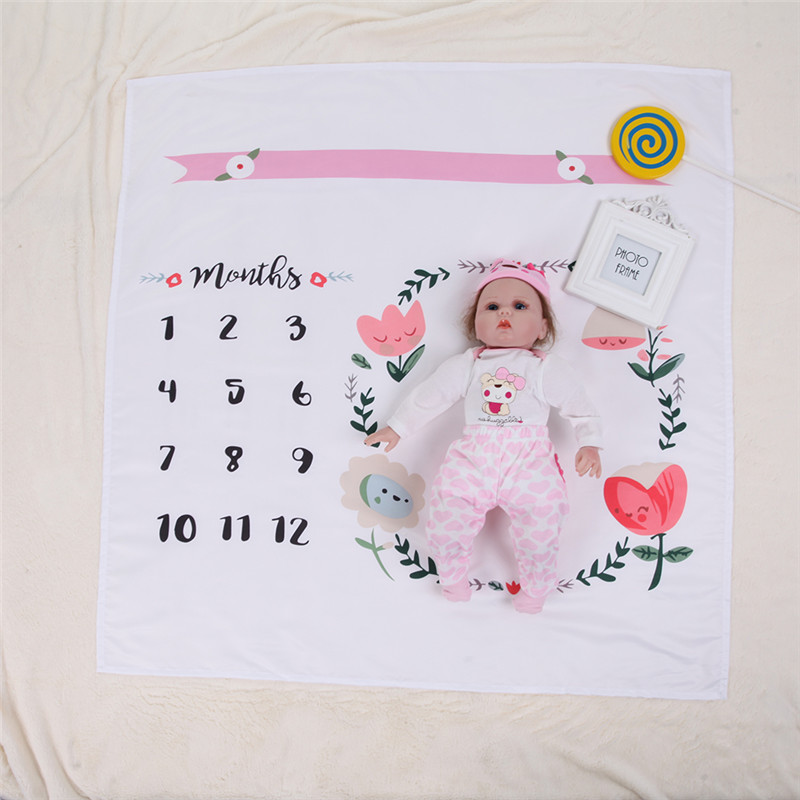 Baby Blankets Newborn Fashion Muslin Baby Blanket Swaddle