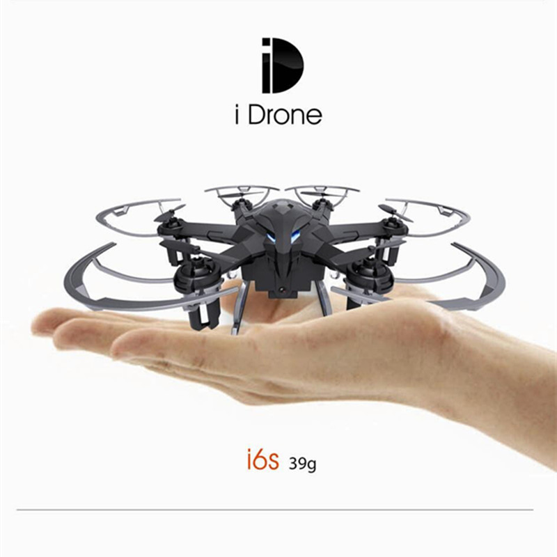 Yizhan I6S Mini Drone With Camera quadrocopter 2.4G quadcopter drones with camera hd 6 axis Rc Helicopter Dron VS JJRC H20 cx10c nidalee sexy women swimwear high waist bikini plus size 3xl swimsuit beach bathing suit push up bikini set maillot de bain femme