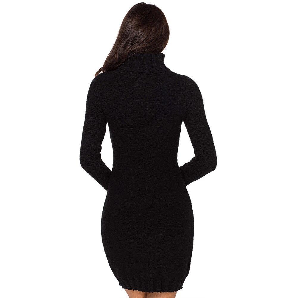 À Fonds Manches Femmes Auto Tricoter Poncho Black Nouveau gray culture Plomb Pull Robe Haute Hiver Chandail Produit Des Longues De wPnXOxAqX