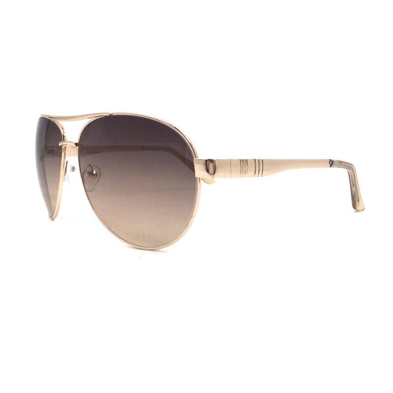 Femmes Marque Designer lunettes de Soleil Aviateur De Luxe Unisexe Miroir Lentille Haute Qualité Mode Pilote Soleil Verre Laura Fée 8390300722