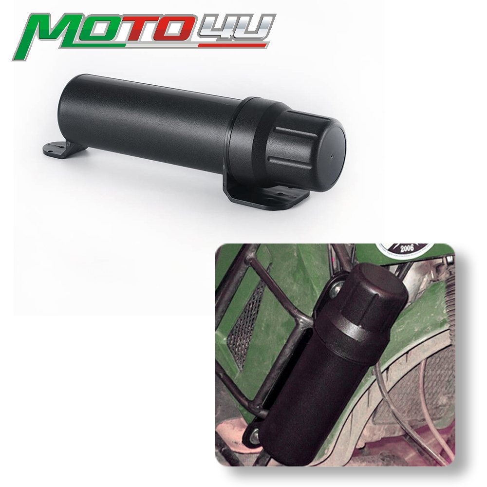 Universal OffRoad Motos Motorcycle Accessories Waterproof Tool Tube Gloves Box