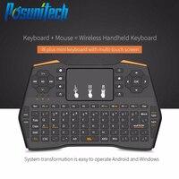 Kablosuz Klavye i8 Artı El 2.4G Mini Oyun Hava Klavye & Android Google TV Box Için TouchPad XBOX360 Akıllı TV PC PS3