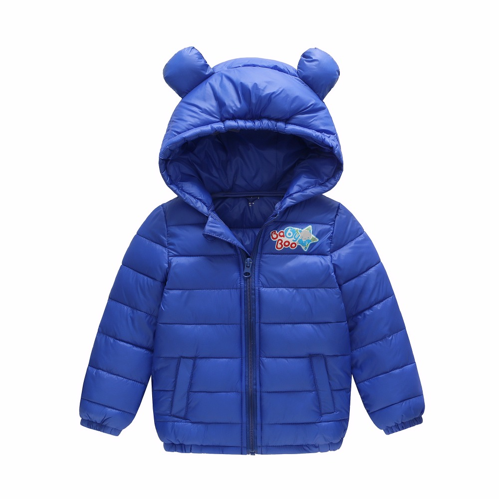 Cartoon shape Children's down jackets and parks for girls boys baby coat snowsuit infant winter coat children clothing outerwear 2016 winter boys ski suit set children s snowsuit for baby girl snow overalls ntural fur down jackets trousers clothing sets