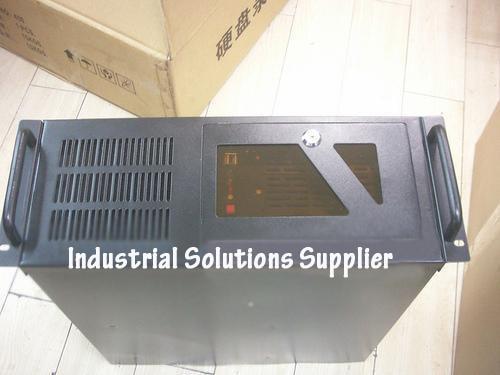 ФОТО Gold stone 4u450 450mm long 4u industrial computer case 1.0 steel pc po w er supply
