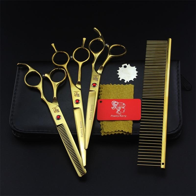 Pet Grooming Scissors (15)