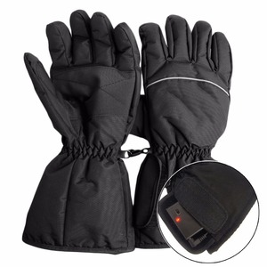 Waterproof Heated Gloves Batte
