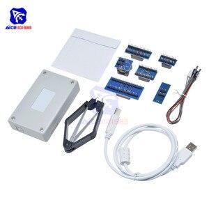 Image 2 - TL866II Plus Programmeur Usb Eprom Flash Bios Programmeerbare Logische Schakelingen 6 Adapters Socket Extractor 6 Pin Draad Voor 15000 Ic