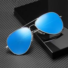 Polarized Sunglasses For Men for Pilot Shades Eyewear oculos de sol Aviation