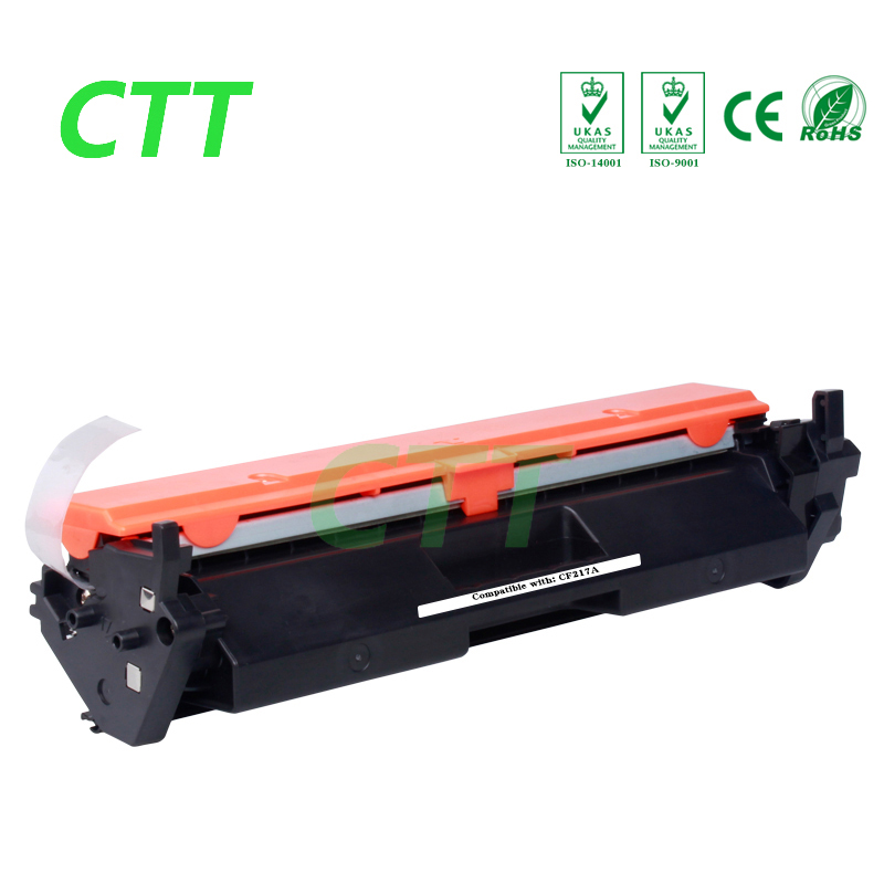 CF217A 17a compatible toner cartridge for HP LJet Pro M102a M102w MFP M130A M130fn M130fw M103nw