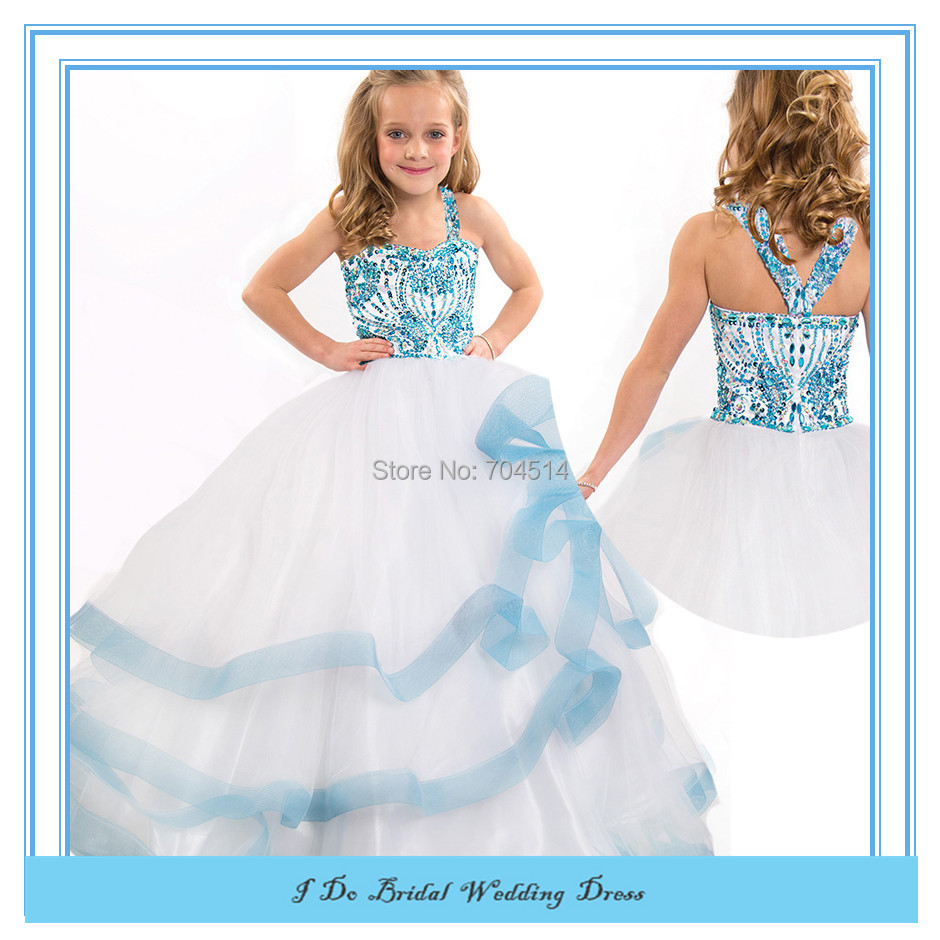 Popular Girls Beauty Pageant Dresses-Buy Cheap Girls Beauty ...