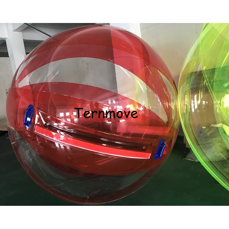 2M fun entertainment water ball water rollering ball Human Bowling Balls for game Inflatable Human Hamster Water Footballs