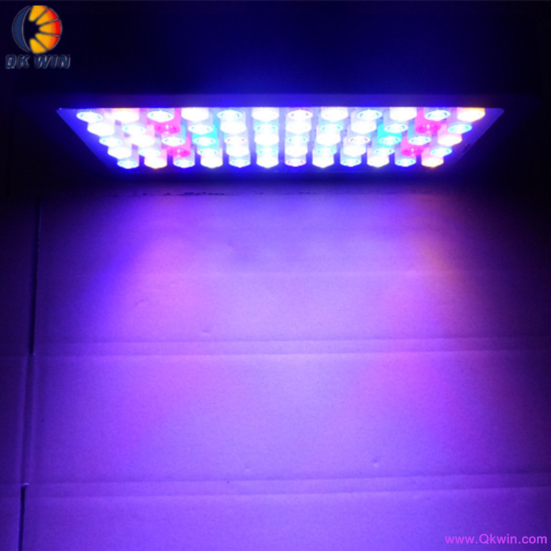 2pcs/lot Dimmable Led Aquarium Light 180W Fish Tank System