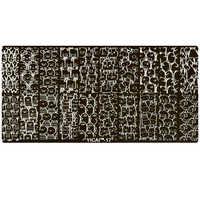 1 Pz Con Piatto di Immagine Bakblade YICAI-017 Animale 3D Chiodo Della Muffa Per La Nail Art Stamping Piatti 1 PZ Stamping Template REEE-345